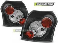 Taillights For TOYOTA COROLLA 12.01-07 BLACK..