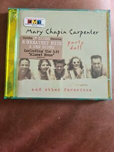 Mary Chapin Carpenter: Party Doll and Other Favourites