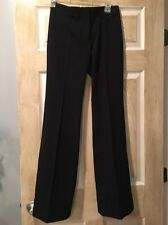 New Express Dress Pants, Women, Black, Precision Fit Tailored Pants, Size 1/2 R