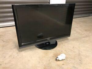 Used Black Vizio M261VP TV (LED/ Flatscreen; HDMI, USB, Ethernet compatible)