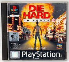 Die Hard Trilogy 2: Viva Las Vegas for the Sony PlayStation 1 (PS1) [PAL]