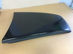 BONNET SCOOP RETRO STYLE FOR HOLDEN COMMODORE VE WITH INTERNAL THREADS