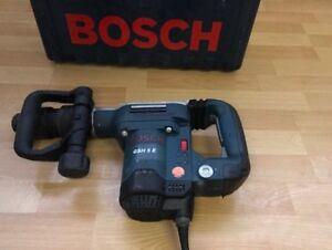 Bosch Meisselhammer GSH 5E 1100 Watt SDS-max