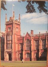 Irish Postcard QUEENS UNIVERSITY College Belfast Northern Ireland J Arthur Dixon