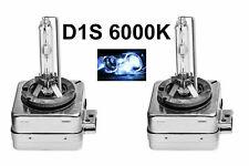 Set new 2x D1S Xenon Bulbs Replacement Lamp HID 6000 Kelvin 85V 35W PK32d-2