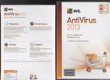 *BRAND NEW* AVG Antivirus 2013 1 PC 1 Year