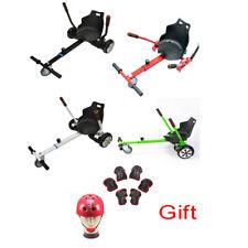 """Adjustable Go Kart Hover Cart Holder Seat fr 6.5"""" 8""""10"""" Self Balance Scooter MX"""