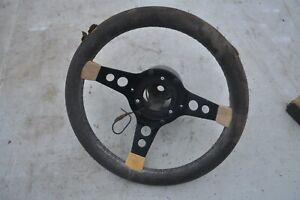 VW Classic Beetle Vintage Astrali steering wheel and boss