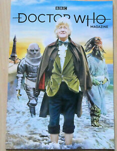 Doctor Who Magazine subscriber cover  567 JULY 2021 3rd Jon Pertwee