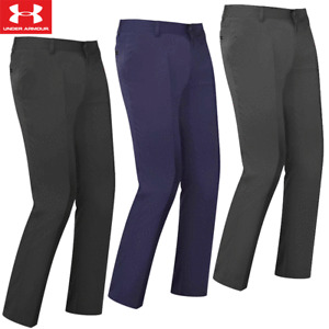 UNDER ARMOUR EU PERFORMANCE MENS TAPERED FIT GOLF TROUSERS / NEW 2021 MODEL