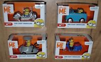 Despicale Me DieCast Vehicles Minions car Dragster Submarine Scooter Cabriolet