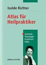 Atlas für Heilpraktiker. Anatomie, Physiologie, Krankhei... | Buch | Zustand gut