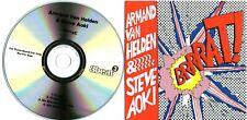 ARMAND VAN HELDEN & STEVE AOKI - Brrrat! - (4 Track Promo CD) - 2010 Hard House