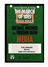 Michael Moorer v Vaughn Bean Credential IBF Heavyweight Title Bout