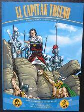 Libro comics Capitan trueno,2 Aventuras completas,Victor Mora,Ediciones B,2000
