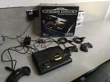 Sega Mega Drive Console Games Bundle with Original Box
