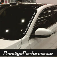 Waterproof JDM Prestige Performance Sticker Decal Vinyl For Car Auto Windshield