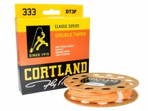 Cortland 333 Double Taper Mango 90ft Floating Linea Fly Line NUOVO 2021