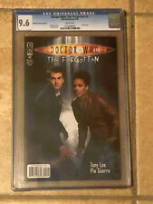 DOCTOR WHO - THE FORGOTTEN #2 cgc 9.6 Retailer Incentive Variant Cover
