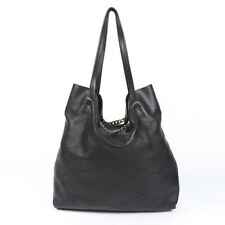 Lanvin Carry Me Leather Tote Bag