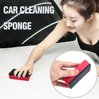 Car Magic Clay Bar Pad Sponge Block Cleaning Eraser Wax Polish Pad Tool Novelty