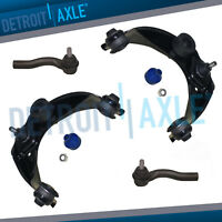 Front Upper Control Arm Outer Tie Rod Kit for 10-12 Ford Fusion 3.5L Lincoln MKZ