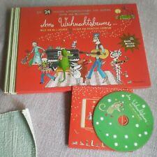 Am Weihnachtsbaume, Mit CD ,Noten und Mitsinversion