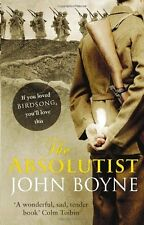 The Absolutist,John Boyne- 9780552775403