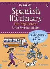 Spanish Dictionary for Beginners: Latin American Edition (Beginner's Dictionarie