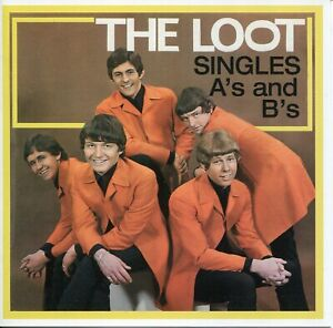 The Loot CD Singles A's and B's (Radioactive) UK 60s Mod Freakbeat Psych Beat