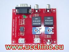 Interfaccia per radioamatori Mod Mini - psk31 psk63 olivia rtty amtor cw echo -