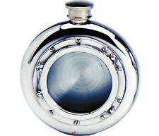 Pewter Collectable Hip Flasks