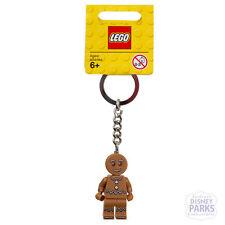 LEGO Gingerbread Man Keychain 851394 Disney Parks