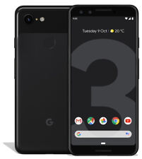"Google Pixel 3 - 64GB - Just Black (Unlocked) 5.5"" SMARTPHONE 10/10 Never Used"