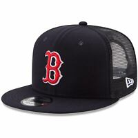 Boston Red Sox New Era On-Field Replica 9FIFTY Snapback Hat - Navy