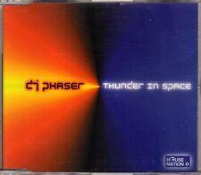 DJ Phaser - Thunder In Space - CDM - 1997 - Trance 3TR House Nation Dance Street