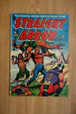 Magazine Enterprises Straight Arrow #17 (Sept,1951)