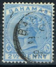 Used Single Bahamian Stamps (Pre-1973)