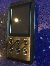 Fiio X3 1st Gen Black MP3 player Used in good condition updated firmware FW3.4