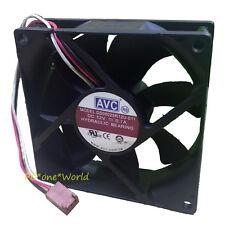 AVC DS08025R12U-011 CPU Cooling Cooler Fan 12V 0.7A 80×80×25mm 3-pin