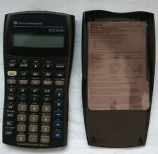 Texas Instruments TI BA II Plus Advanced Business Analyst Calculator Brown