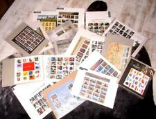 US Collection / Accumulation LARGE lot 18 Sealed USPS Sheets FACE Value $ 107.00