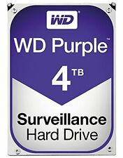 Western Digital púrpura 4 TB Disco duro interno serial ATA III WD