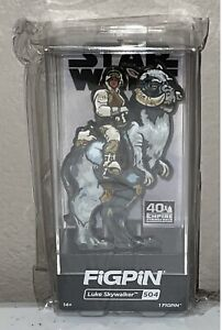 FIGPIN STAR WARS MAY THE 4TH BE WITH YOU LUKE SKYWALKER #504 LIMITED EDITION !!!
