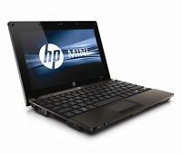 "HP Mini 5103 10.1"" LED TOUCHSCREEN Netbook Computer Atom N455 1.66Ghz 160GB Win7"