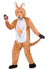 CANGURO australiano Adulto Mascotte Costume