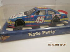 Kyle Petty Hands on #45 Diecast Nascar 1:24 scale  Make a Reasonable Offer