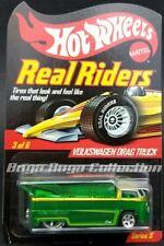 Hot Wheels RLC Real Riders Series 9 Volkswagen Drag Truck