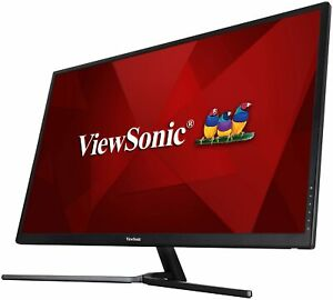 "Viewsonic - VX3211-4K-MHD - 31.5"" 4K UHD/16:9 WLED Gaming LCD Monitor - Black"