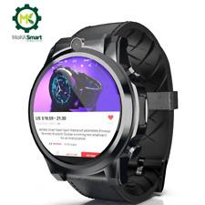 MOKA smart watch android 7.1 men Dual camera WIFI App download GPS Navigation 3G